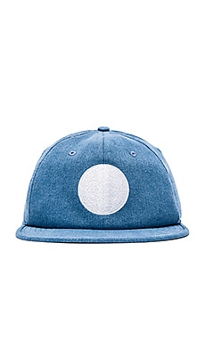 SATURDAYS NYC Canyon Denim Hat in W Indigo