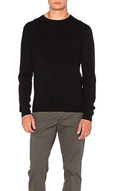 SATURDAYS NYC Everyday Classic Sweater in Black