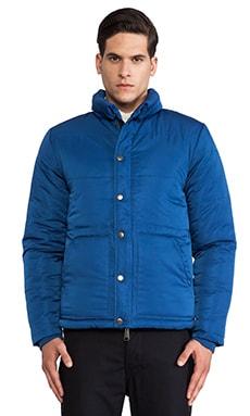 SATURDAYS NYC Tyson Down Jacket in Ink Blue