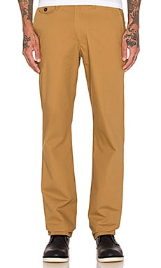 SATURDAYS NYC Bellows Ripstop Pant in Sparrow