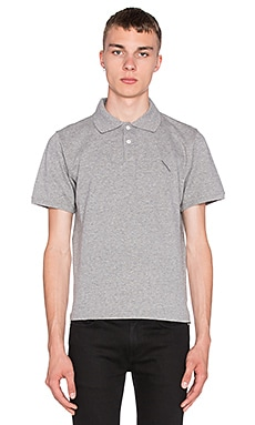 SATURDAYS NYC Jake Polo in Grey Heather