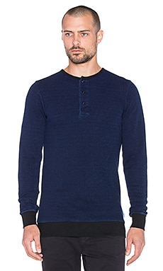SATURDAYS NYC Max Henley in Indigo