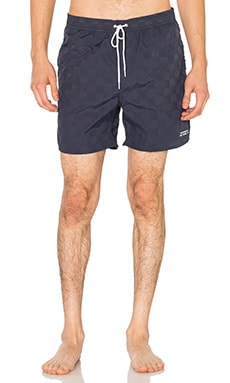 SATURDAYS NYC Timothy Board Shorts in Navy