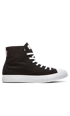 SATURDAYS NYC Mike Sneaker in Black