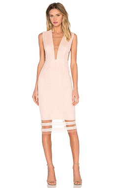Kendall Dress in Pale Pink