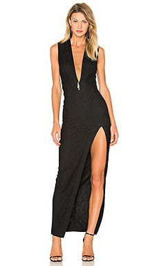SAU Giselle Dress in Black