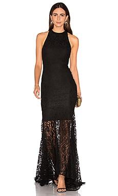 SAU Sara Gown in Black