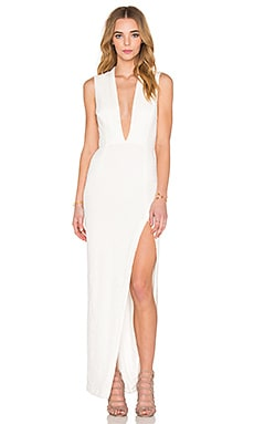 SAU Gisele Gown in White