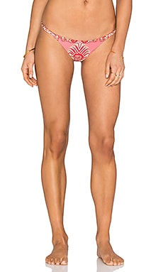 Sauvage Band of Gypsies Rio Bottom in Coral & Cream