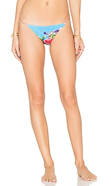 Low Rise Chain Bikini Bottom