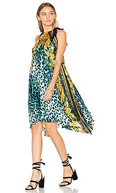 Silk Palazzo Dress