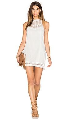 SAYLOR Clarissa Dress in White