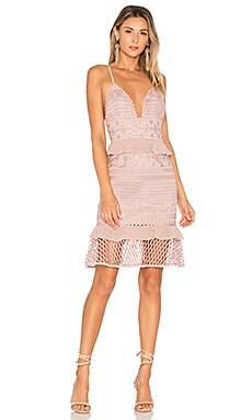 Drew Dress in Blush