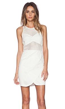 SAYLOR Gisel Dress in White