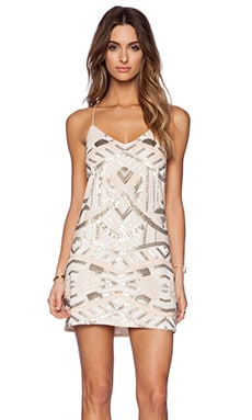 SAYLOR Talia Dress in Multi