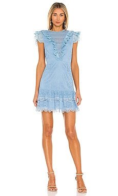 Zazie Mini Dress SAYLOR $264