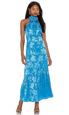 Corinna Maxi Dress SAYLOR $275 NEW