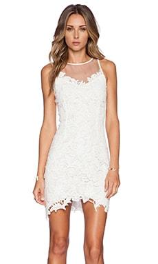 SAYLOR Catrina Dress in White