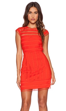 SAYLOR Jessa Dress in Grenadine