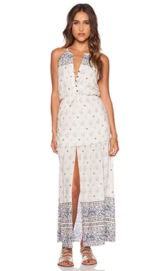 SAYLOR Georgia Maxi Dress in Mutli