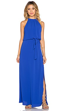 SAYLOR x REVOLVE Robyn Maxi Dress in Cobalt