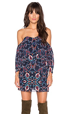 SAYLOR Alba Dress in Multi