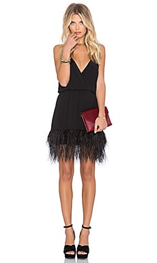 SAYLOR SU2C x REVOLVE Fey Dress in Black