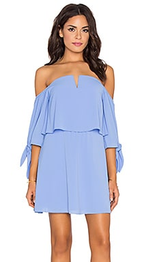 SAYLOR Alli Dress in Periwinkle
