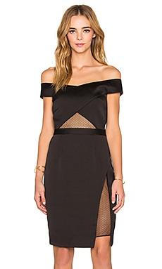 SAYLOR Danielle Dress in Black