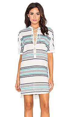 SAYLOR Brooklyn Dress in Multi