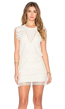 Lane Dress in White