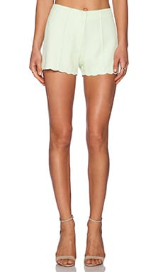 SAYLOR Lilly Shorts in Lime