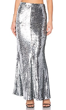 Jordy Skirt in Silver