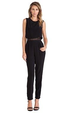 SAYLOR Mila Jumpsuit in Black
