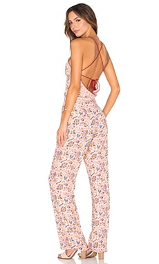 SAYLOR Jolene Jumpsuit in Multi