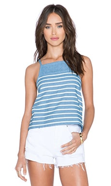 SAYLOR Christine Top in Blue