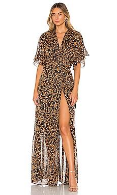 Brook Dress Sabina Musayev $438 NEW ARRIVAL