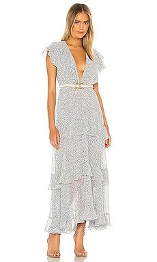Zoya Midi Dress Sabina Musayev $121