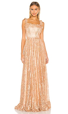 Cleo Gown Sabina Musayev $590