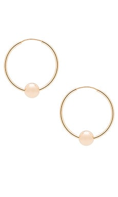 Stella and Bow Wilcox Earring in Gold