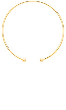 Stella and Bow Las Palmas Choker in Gold