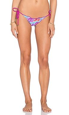 Ripple Tie Bikini Bottom