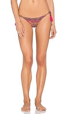 Long Tie Side Bikini Bottom