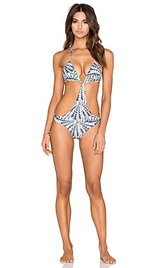 SOFIA by ViX Vintage Swimsuit in La Jolla