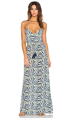 SOFIA by ViX Cut Out Maxi Dress in La Jolla