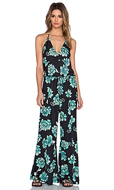 SOFIA by Vix Swimwear Y-Back Jumpsuit in Bardot