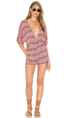 SOFIA by ViX Marion Romper in Chroma
