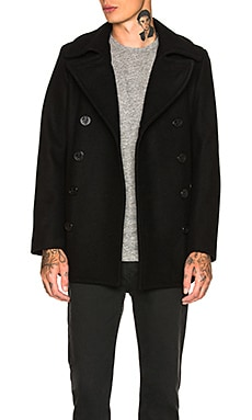 Slim Fit Peacoat Schott $425 BEST SELLER