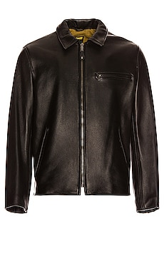 Collar Lamb Leather Jacket Schott $795