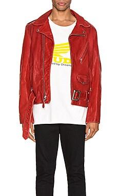P614 Leather Perfecto Jacket Schott $1,100